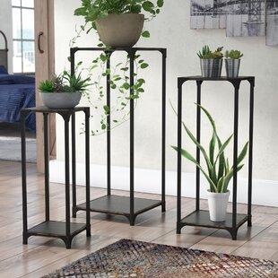 Dupuy 3 Piece Pedestal Set by Trent Austin Design