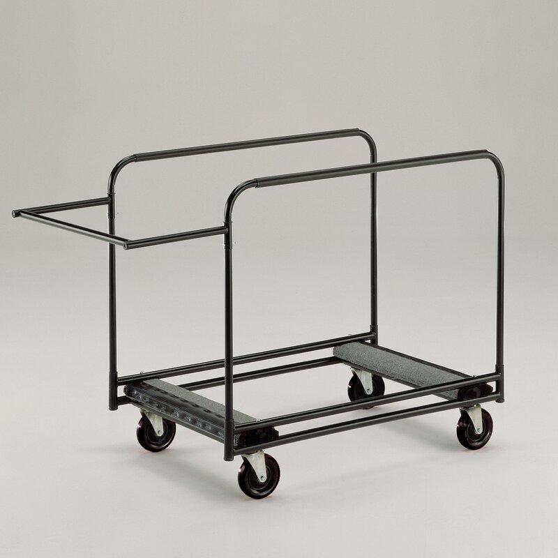 Midwest 1500 lb. Capacity Table Dolly | Wayfair