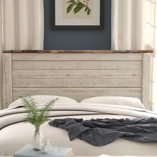 Theus Panel Headboard by Charlton Home