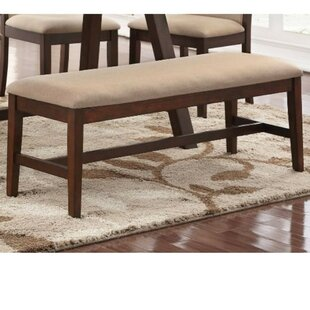 Charlton Home Roybal Wood Bench