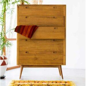 Latisha 5 Drawer Dresser by Corrigan Studio