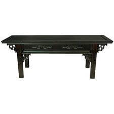 Japanese Rosewood Entryway Bench by Oriental Furniture