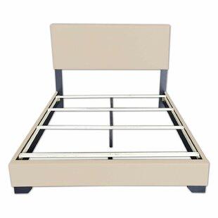 Jessamine PU Padded Bed Frame