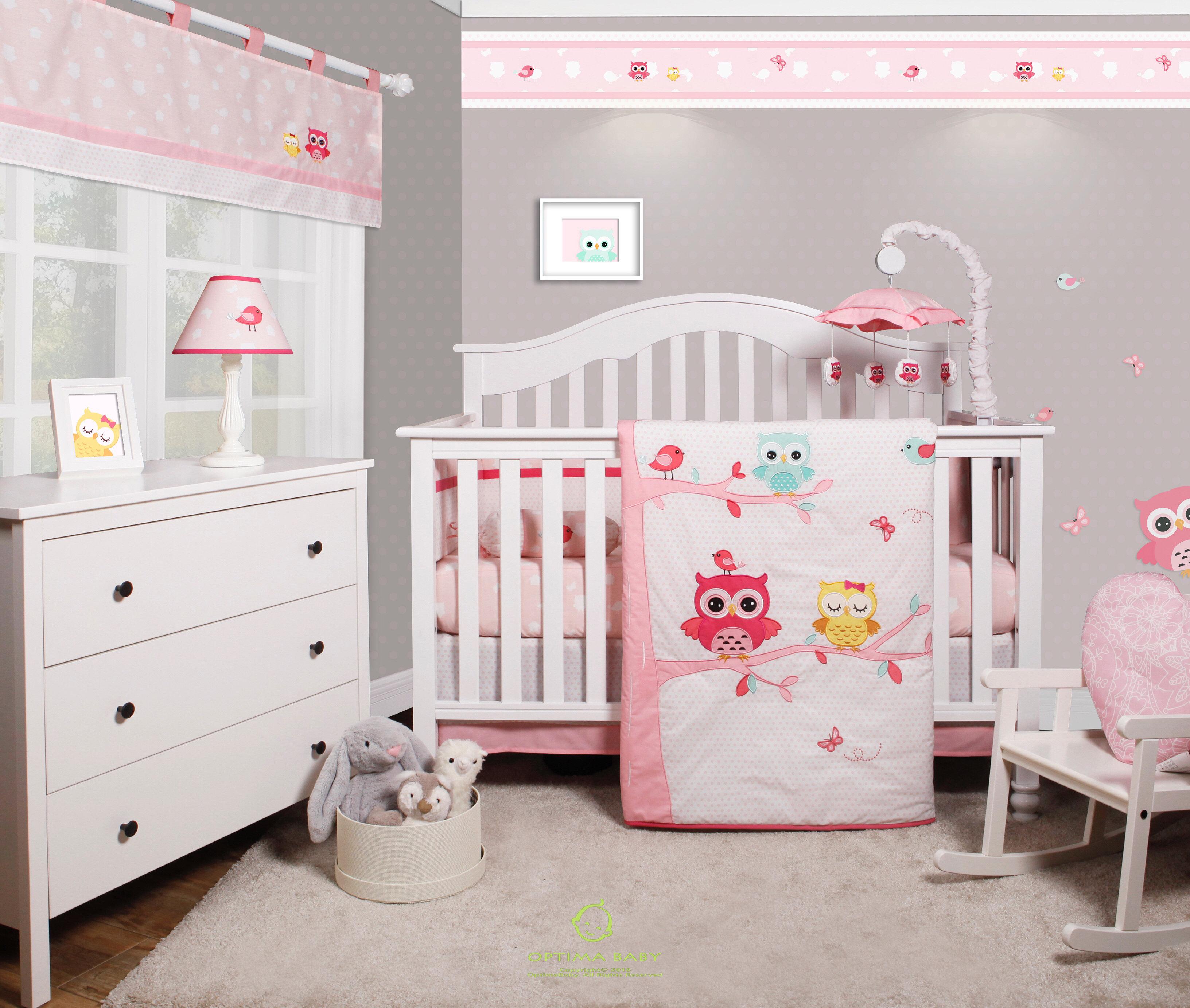 Harriet Bee Leilla 10 Piece Crib Bedding Set | Wayfair