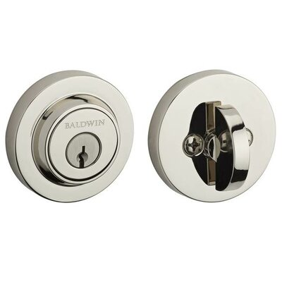 ideal security keyed single cylinder deadbolt reviews wayfair