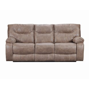 Find the perfect Grizzly Hill Double Motion Reclining Sofa by Loon Peak Reviews (2019) & Buyer's Guide
