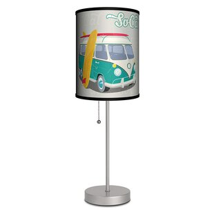 Lamp-In-A-Box Bus with Surfboard 20