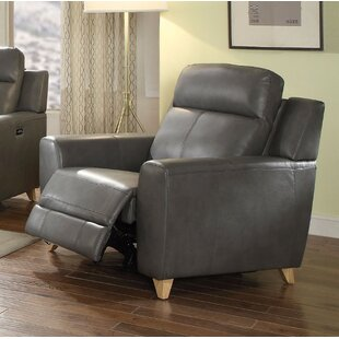 Chatou Power Gilder Recliner Brayden Studio