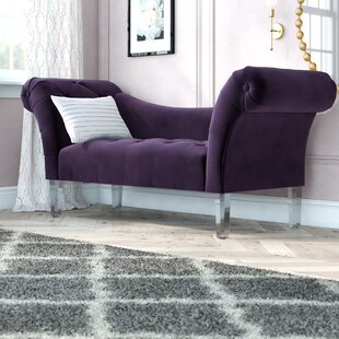 Reviews Downen Chaise Lounge by Willa Arlo Interiors Reviews (2019) & Buyer's Guide