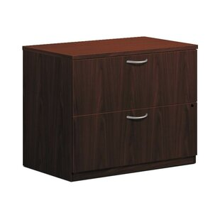 Basyx by HON 2-Drawer Lateral Filing Cabinet