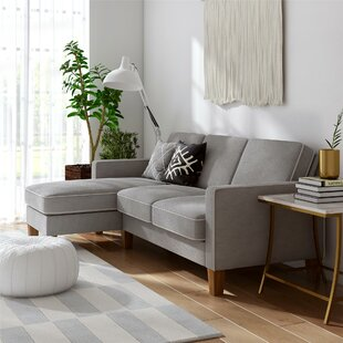 Bowen Reversible Sectional by Novogratz Wonderful