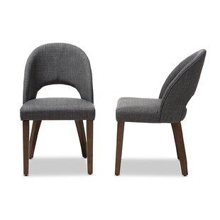 Boan Upholstered Dining Chair (Set of 2) by Corrigan Studio