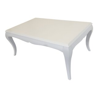 Red Barrel Studio Modern Coffee Table, White by Red Barrel Studio