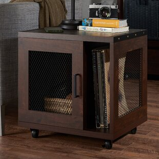 Ginnia End Table by Williston Forge