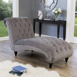 Inexpensive Charleena Chaise Lounge by House of Hampton Reviews (2019) & Buyer's Guide