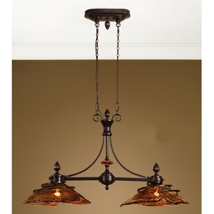 Coupon Soukaina Kitchen Island Pendant in Oil Rubbed Bronze By World Menagerie