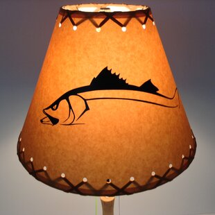 Reviews Snook 14 Paper Empire Lamp Shade By Millwood Pines