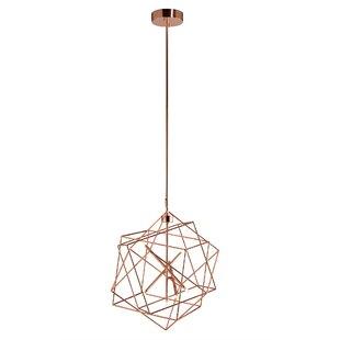 Modern Contemporary Wood Light Fixture Allmodern