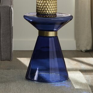 Carwell Glass Side Table