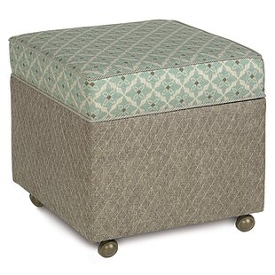Avila Arlo Ice Storage Ottoman by Eastern Accents