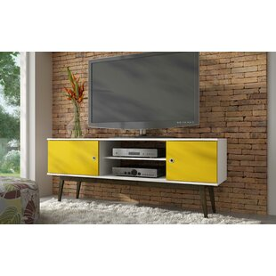Maxime Splayed Leg TV Stand for TVs up to 50