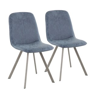 Pinnix Upholstered Dining Chair (Set of 2)