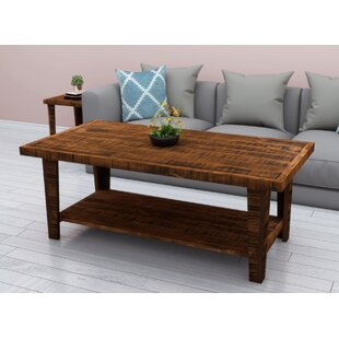 Millwood Pines Woodview Coffee Table