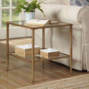 Nash Double Shelf End Table by Birch Lane™ Heritage