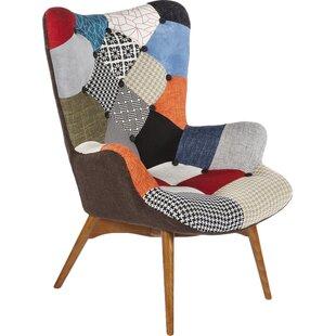 Superbe Patchwork Armchair