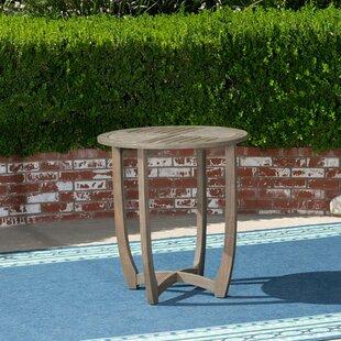 Rodarte Wooden Bistro Table