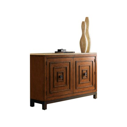Ocean Club 2 Door Accent Cabinet