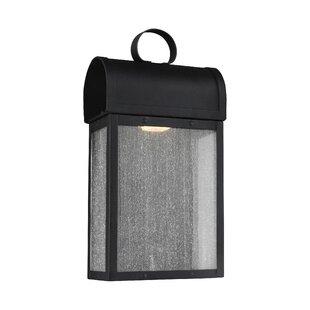 Check Prices Orpheus 1-Light Outdoor Wall Lantern By Brayden Studio