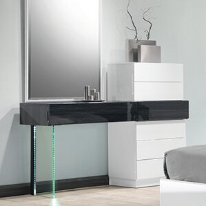 Linehan 7 Drawer Dresser with Mirror by Wade Logan
