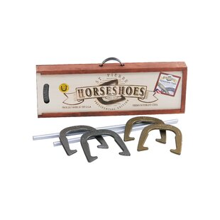 St Pierre Sports American Presidential Horseshoe Game Set