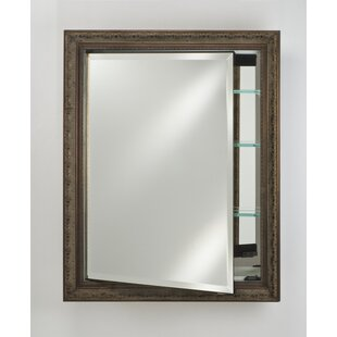 Find the perfect Eagle 17 x 36 Recessed Medicine Cabinet ByCharlton Home