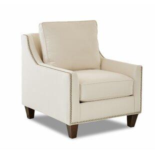Carlee Armchair by Wayfair Custom Upholstery™