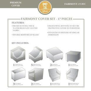 17 Piece Cover Set