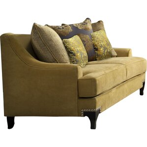 Fl?vio Premium Loveseat by Willa Arlo Interi..