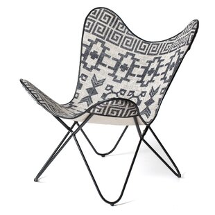 Acree Butterfly Chair By World Menagerie