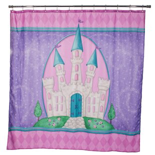 Josephine Princess Camryn Single Shower Curtain