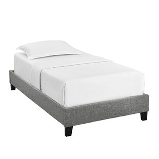 Highland Dunes Louise Basic Upholstered Panel Bed