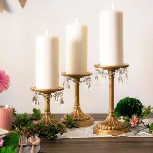Candlesticks Antiques Brilliant Vintage Large Base Hardwood Wooden Candlestick Holder