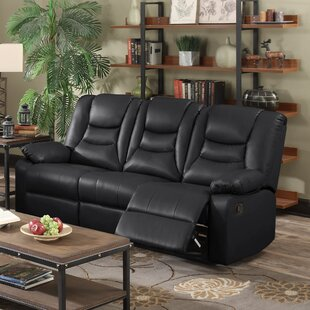 Cortland 3 Seater Reclining Sofa By Marlow Home Co.