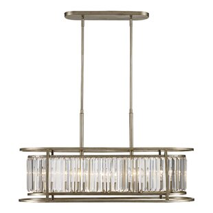 Mercer41 Beeston 5-Light Kitchen Island Pendant