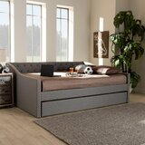 Davian Daybed with Trundle by Alcott Hill®