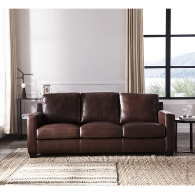 Leather Standard Sofas You Ll Love In 2020 Wayfair