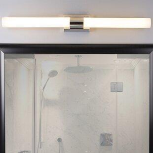 Perpetua 42 2-Light LED Bath Bar By Linea di Liara Wall Lights
