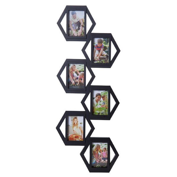 6 Opening 4x6 Picture Frame | Wayfair
