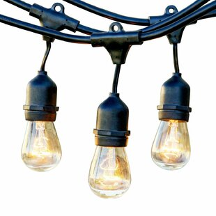8 Light Globe String Light By Newhouse Lighting Outdoor Lighting