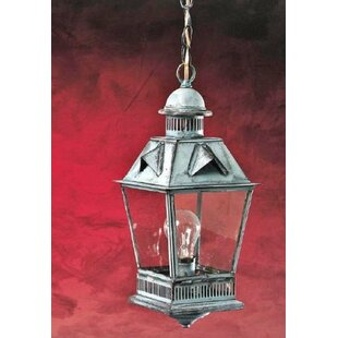 Brass Traditions 900 Series1-Light Outdoor Hanging Lantern